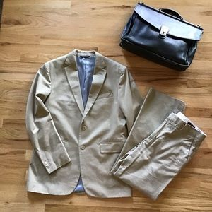 Banana Republic men's suit